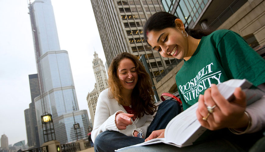 International student news from Chicago